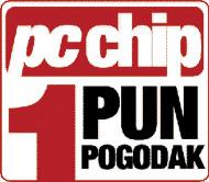 PC Chip PUN POGODAK 2005
