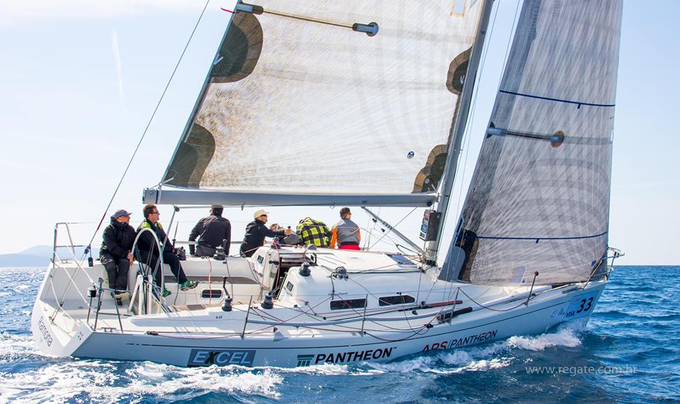 Sailing - Ramona in PANTHEON